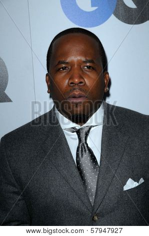 Big Boi  at the 2008 GQ 'Men of the Year' Party. Chateau Marmont Hotel, Los Angeles, CA. 11-18-08