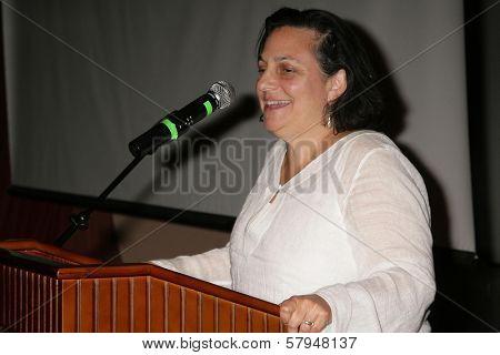 Roberta Grossman  at the 2008 Bel Air Film Festival Closing Night Screening Of 'Blessed Is The Match' Honoring Producer Marta Kauffman. American Jewish University, Bel Air, CA. 11-19-08