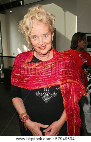 Sally Kirkland at an AMA Gifting Suite by ShoeDazzle.com, Gibson Guitars, Beverly Hills, CA 11-21-08