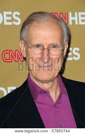 James Cromwell  at CNN Heroes An All-Star Tribute. Kodak Theatre, Hollywood, CA. 11-22-08