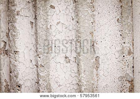 White wavy texture