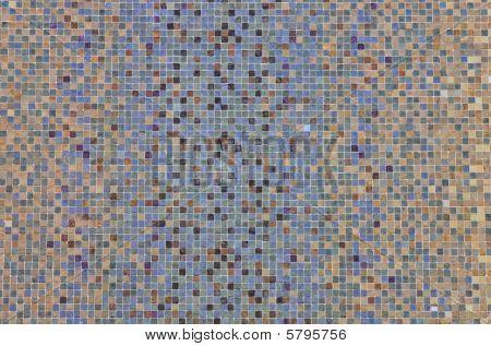 Olored Mosaic Squares