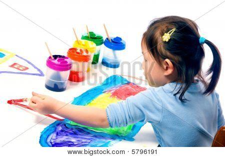 Pintura de la infancia