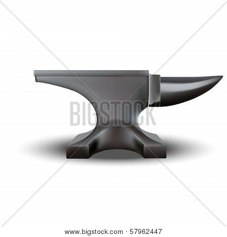 Anvil isolated