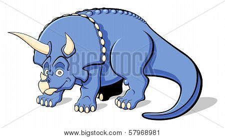 Triceratops for children