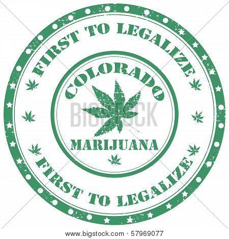 Marijuana-first To Legalize