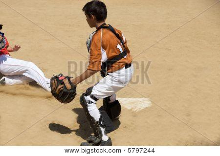 Little League Game