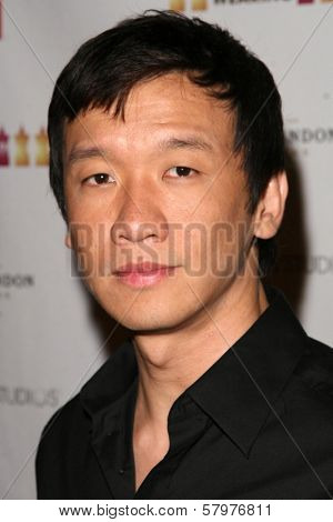Chin Han  at a Private Premiere Party for TLC's 'Who Are You Wearing'. Stork, Hollywood, CA. 08-22-08
