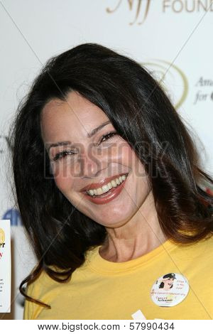 Fran Drescher  at Stand Up To Cancer. Kodak Theater, Hollywood, CA. 09-05-08