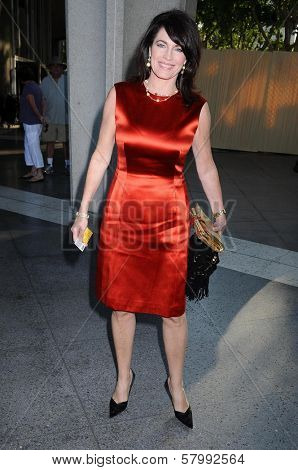 Cynthia Sikes  at the Opening Night of the LA Opera 2008-09 Season. Dorothy Chandler Pavilion, Los Angeles CA. 09-06-08