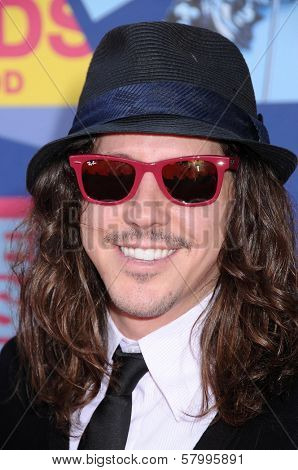 Cisco Adler  at the 2008 MTV Video Music Awards. Paramount Pictures Studios, Los Angeles, CA. 09-07-08