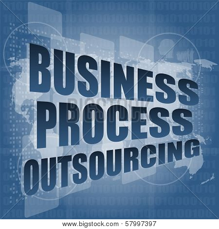 Business Process Outsourcing Interface Hi Technology