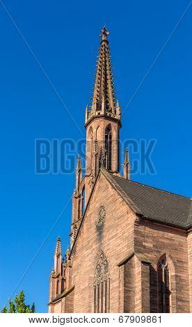Evangelische Stadtkirche In Offenburg - Germany, Baden-wurttemberg