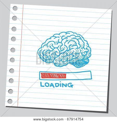 Brain loading
