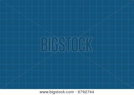 Light Blue Grid Background