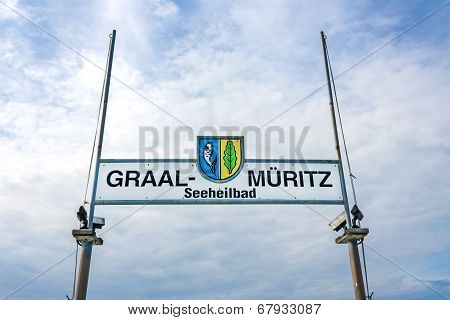 Ostseebad Graal-mueritz, Baltic Sea