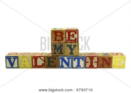 Old Be My Valentine