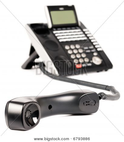 Office Digital Phone Off-hook