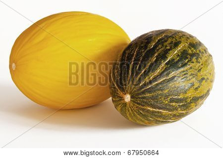 Melon - Canary And Piel De Sapo