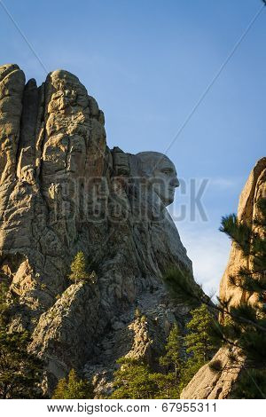 Mount Rushmore Profile
