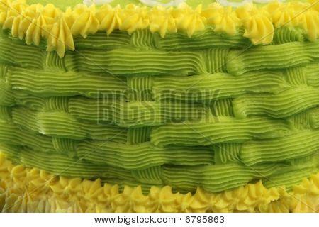 birthday cake texture