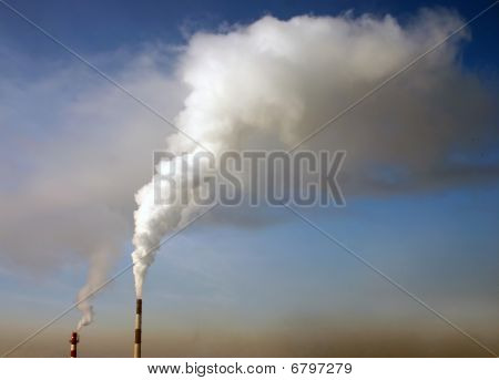 Industrial Atmospheric Emission