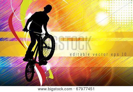 Sport vector illustration, eps 10