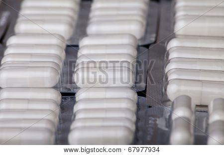 Medicine Tablet Antibiotic Pills