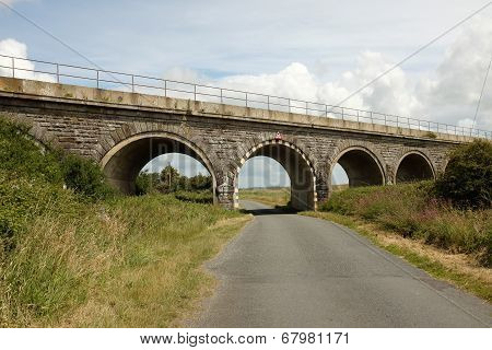 Arched Bridge.