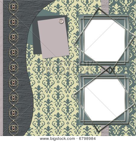 Victorian - 7 - Scrapbook Quickpage