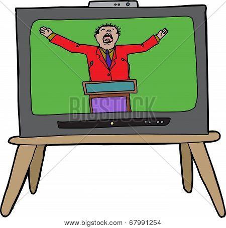 Preacher On Tv