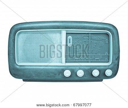 Old Am Radio Tuner