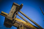 image of parador  - Medieval siege weapons - JPG