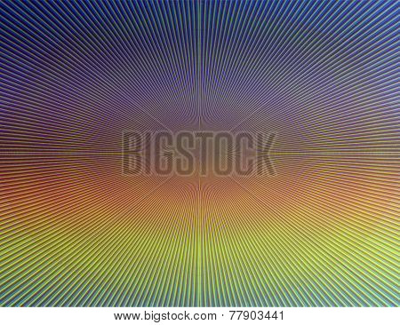 abstract colorful flare