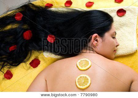 Spa Treatment And Skin Care