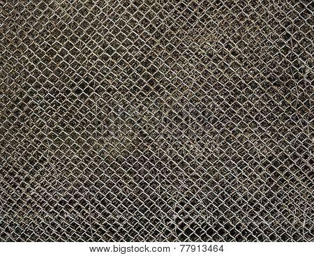 Metal Wire net texture