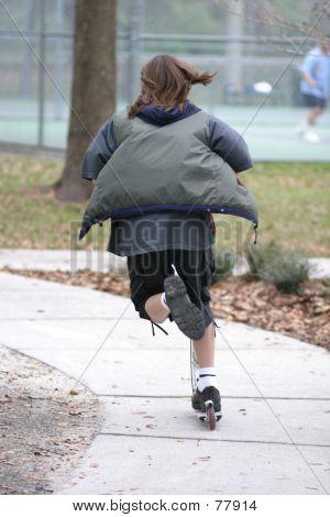 Skooter Boy