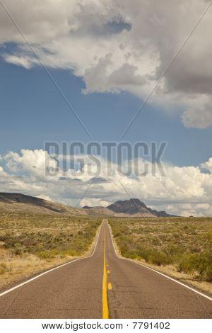 Arizonas Bagdad Road (SR 96)