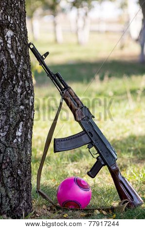 AK-74 Kalashnikov