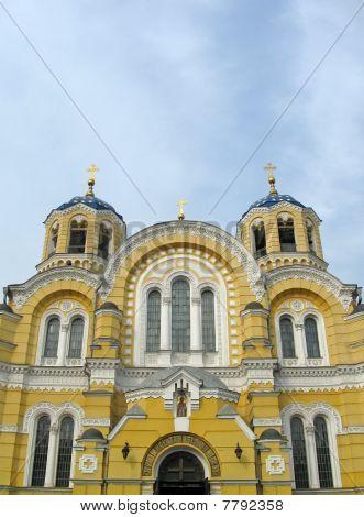 St.volodymyr's Cathedral, Kyiv, Ukraine.