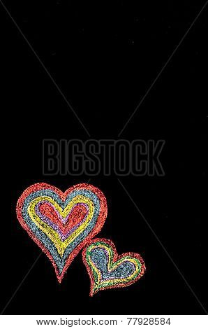 Conceptual Image Of Love