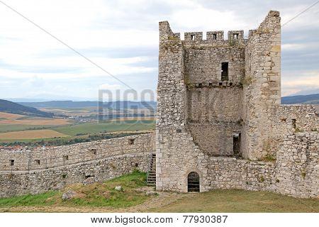 Spis castle, Slovakia