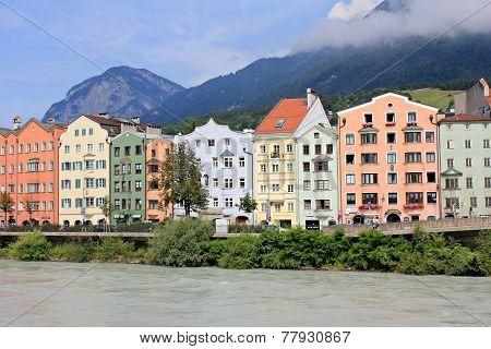 Houses in Innsbruck