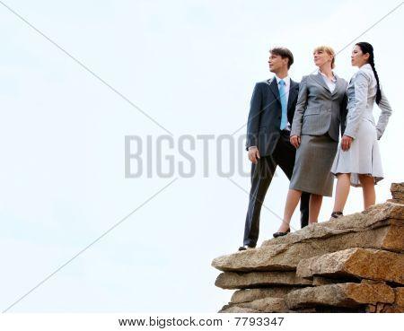 Nas alturas de montanha