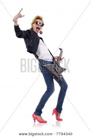 Energic Rock Star