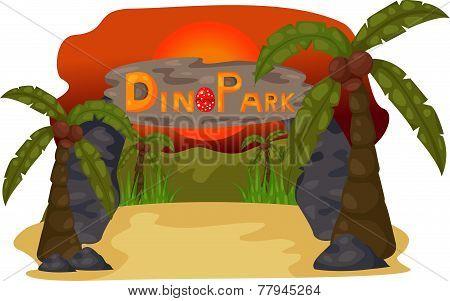Dino Park Evening