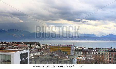 Lake Geneva, Leman