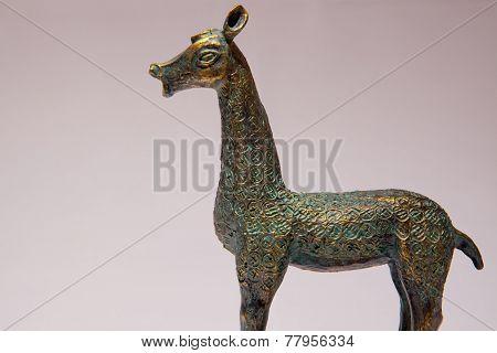 Medina Azahara Deer