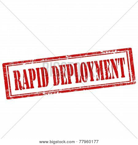 Rapid Deployment stamp
