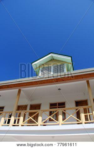 Blue Sky Summer House Real Estate
